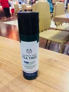 Night Lotion Tea Tree The Body Shop