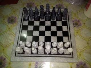 chess with board