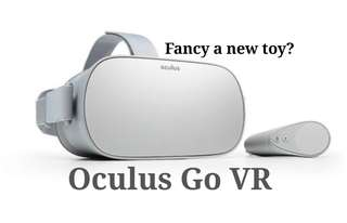 (In stock) Oculus Go VR headset with controller