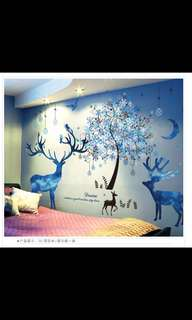 Wall decoration sticker