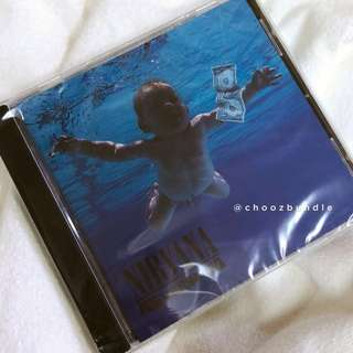 Nirvana Nevermind CD Sealed NEW