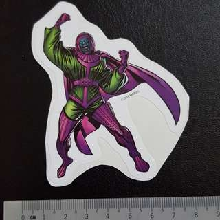 C5 Marvel Kang Sticker Stickers