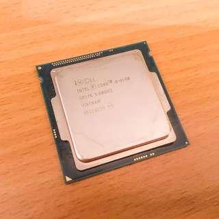 Intel Core i3 4160 Haswell Dual-Core 3.6 GHz LGA 1150