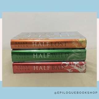 Half Bad Trilogy (Sally Green)