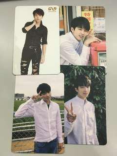 wts woohyun photocards