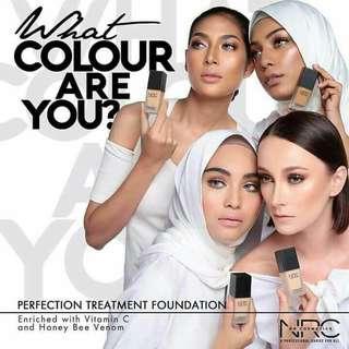 NRC PERFECTION TREATMENT FOUNDATION