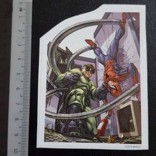 C5 Marvel Dr Octopus' Arms Sticker Stickers
