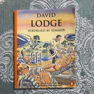 Book 📖: Surprised by Summer by David Lodge