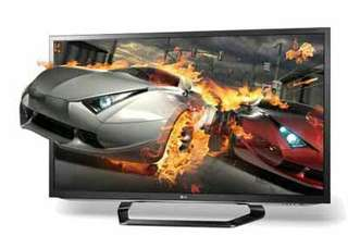 LG 42 LM 7600 Cinema 3D with webOS