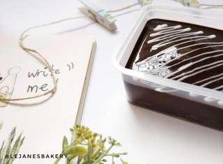 Original Melted Chocolate Moist Cake