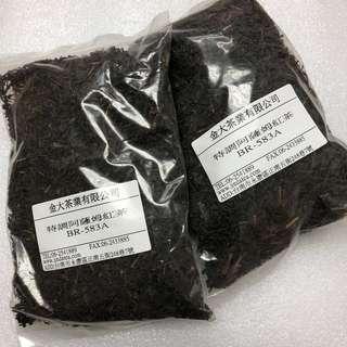 全新 阿薩姆紅茶 台南產地直送 出口貨辦特價 一年賞味期限 茶飲店原材料 完全未開封