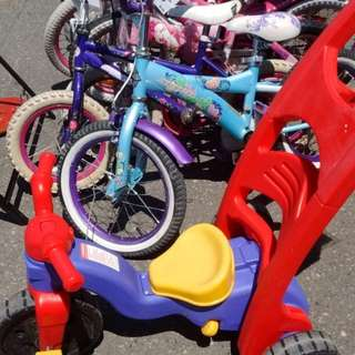(46B) Bycicles for kids