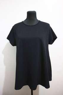 Black maternity top