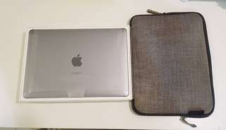 🚚 2016 Touch Bar版 Macbook Pro 13吋 8G/256G 灰色 外觀近全新 附USB轉接器