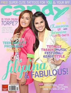 Candy magazine August 2013