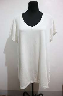 Garnet Hill maternity shirt