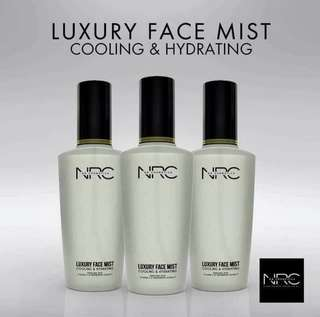 NR FACE MIST  LUXURY FACE MIST (COOLING & HYDRATING)