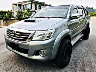 Toyota Hilux 2.5G