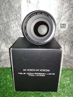 Fujifilm Tele Converter TCL-X100B Fullset Super Mulusss