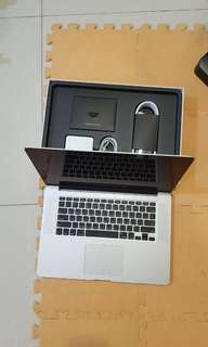 🚚 15吋 Macbook Pro Retina 8G/512G 2013 Late 蠻新的