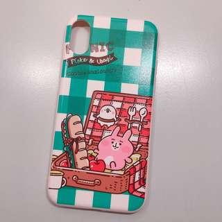 iPhone X P助兔 Case
