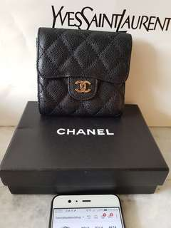 READY!! Chanel Wallet