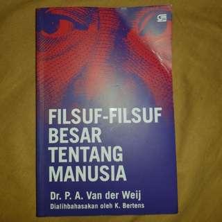 FILSUF-FILSUF BESAR TENTANG MANUSIA