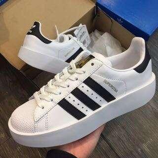 Adidas Originals superstar bold (厚底款)