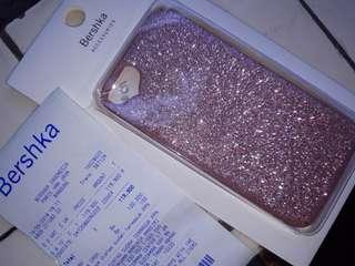 Glitter case bershka ip6
