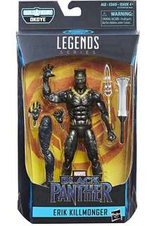 Marvel Legends - Erik Killmonger(訂)