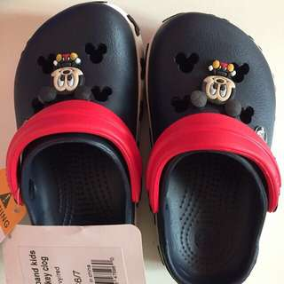 Crocs mickey Kids Sandals authentic