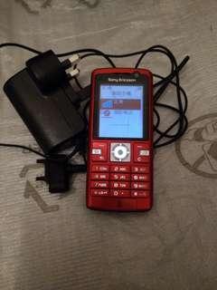 Sony Ericsson 索尼愛立信 k 610i