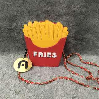 Nila Anthony Fries Bag Tas Kentang Goreng