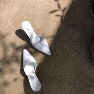 🚚 轉售create-me 韓國代購尖頭氣質高跟便鞋