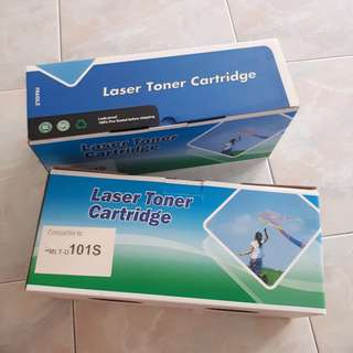 Third-Party Compatible Samsung MLT-D101S Toner Cartridge