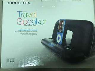 Memorex Speakers for iPod
