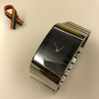🚚 Philippe Starck 極簡石英錶