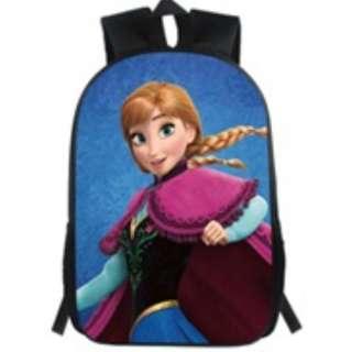 Frozen Backpack/School Bag (Design C)