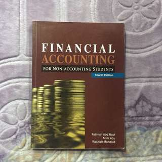 #postforsbux Financial Accounting Reference Book