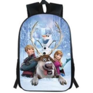 Frozen Backpack/School Bag (Design E)