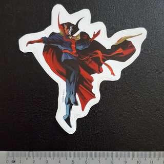 C5 Marvel Doctor Strange Sticker Stickers