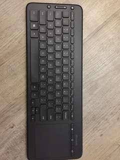 Microsoft Wireless Keyboard with track pad