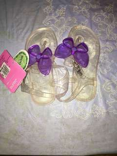 Jelly Nelly Slipper/ Sandals