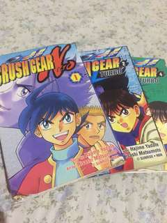 Crush Gear