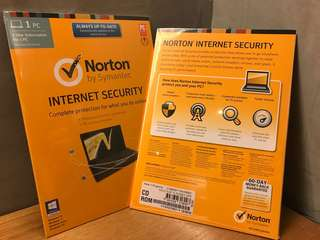 Norton Internet Security (1User)