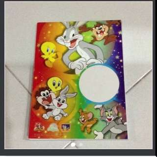 Limited Edition Looney Tunes Notepad ( New )
