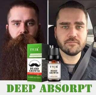 Beard Oil for growth (TYJR)