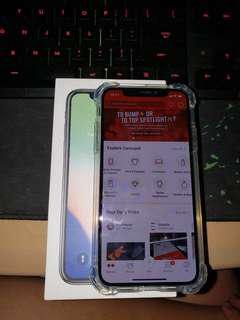 Wtt IPhone X with Android phone