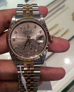 Authentic Rolex Watch- PM for Price