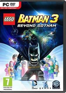 Lego Batman 3 STEAM PC GAME